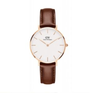 dw watches rose gold classic petite st mawes 32mm